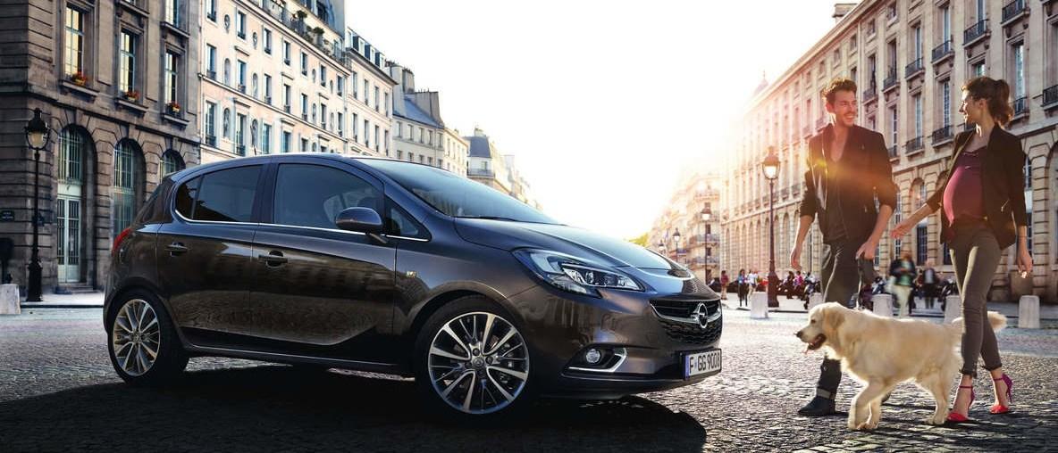 Opel Corsa 5-ajtós