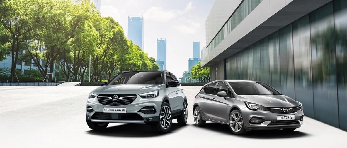 Opel Grandland X: új kompakt crossover