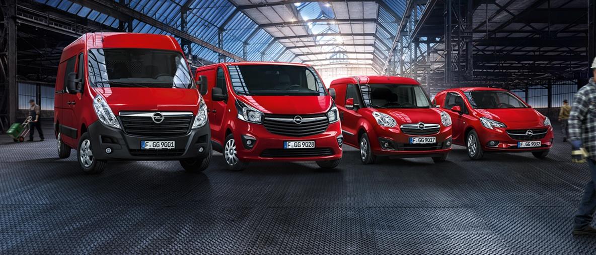 Opel haszongépjárművek: Opel Gombos, Budapest