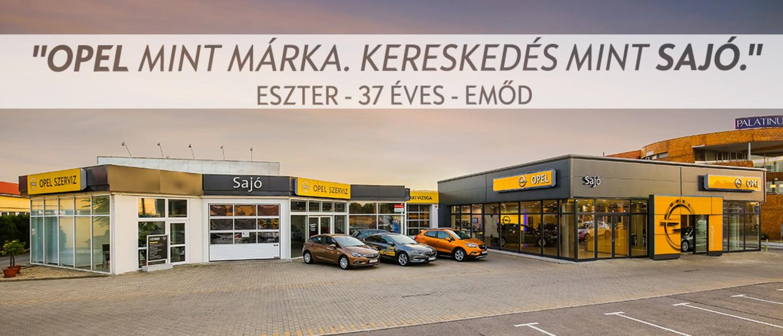 Opel Sajó, Miskolc