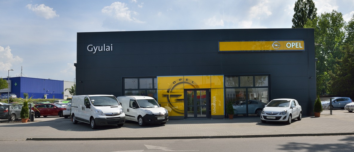 Opel Gyulai