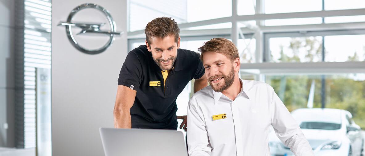 Opel kapcsolattartó