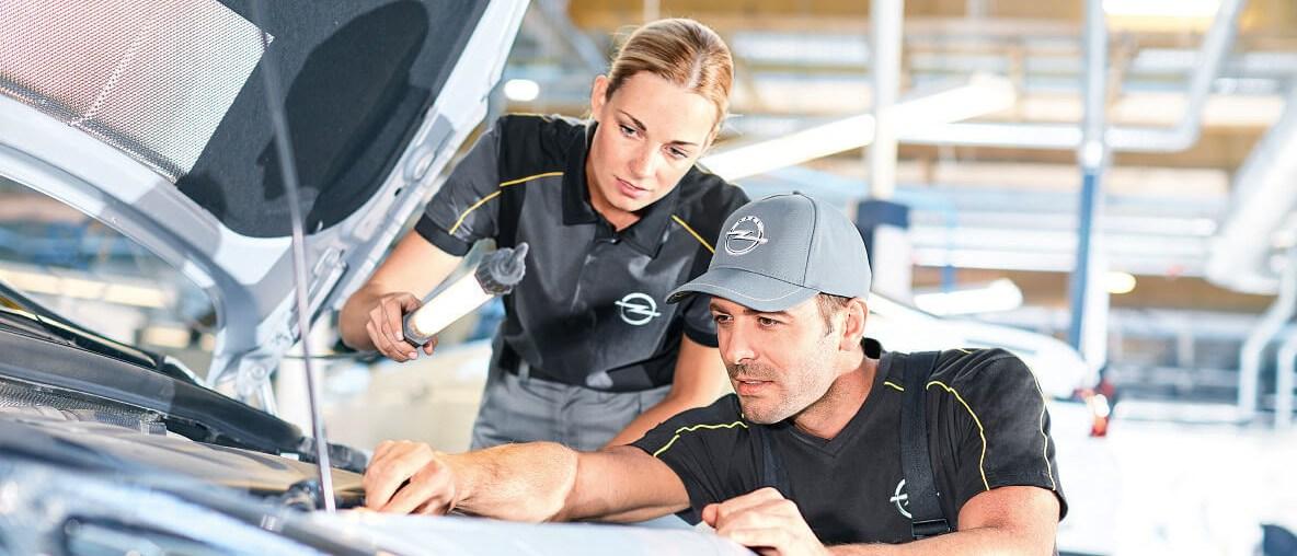Opel Autentik Szerviz