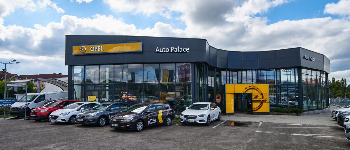 Auto Palace Délpest