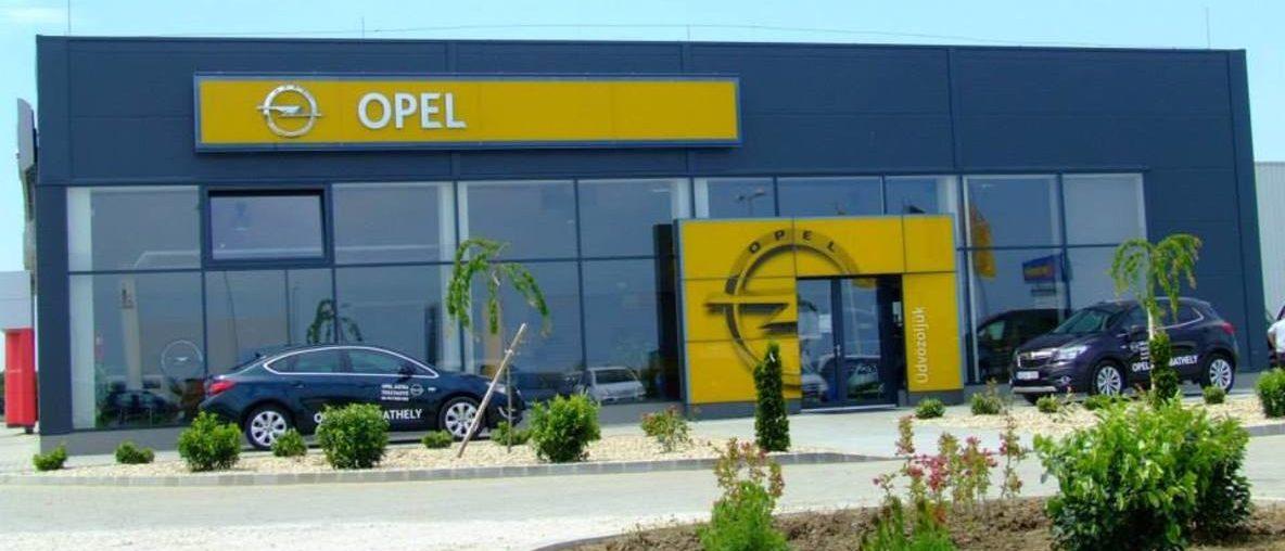 Opel Szombathely