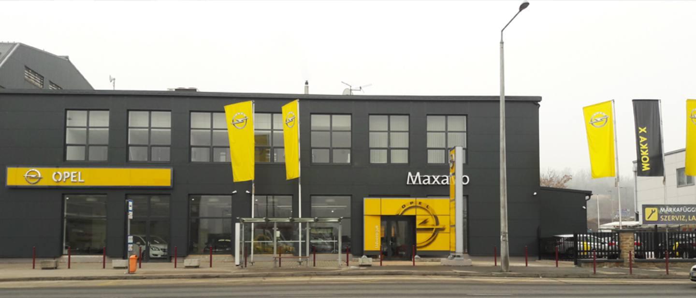 Opel Maxabo