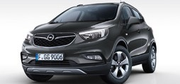 Opel Mokka X konfigurátor