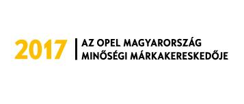 2017 Minőségi márkakereskedő