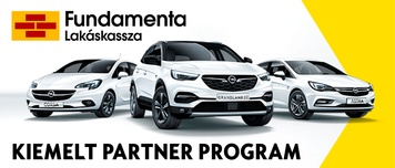 Fundamenta Kiemelt Partner Program