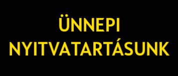 Opel Fábián nyitvatartás