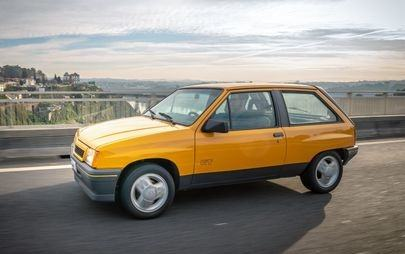 IAA-premier: az új Opel Corsa találkozik egy ritka Corsa GT-vel