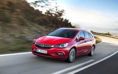 A bestseller Opel Astra folytatja az Euro 6d-TEMP offenzívát