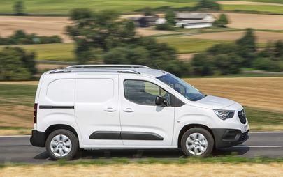 Két Opel világpremier a Haszonjármű IAA-n: új Combo Cargo és új Opel Combo Life XL