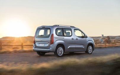 A mindennapok hőse az új Opel Combo Life és Combo