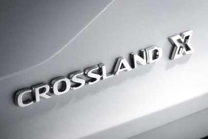 A stílusos és laza új Opel Crossland X