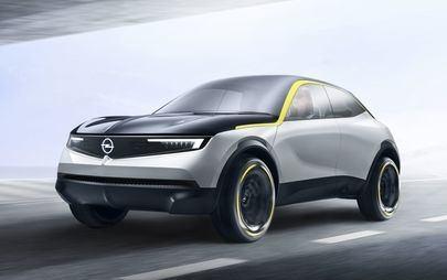 Opel GT X Experimental, az Opel jövőjének merész látomása