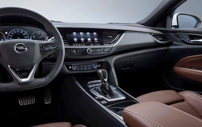 Új infotainment-generáció az Opel Insigniában