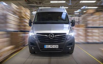 Új Opel Movano: példásan biztonságos, csatlakoztatott és variálható