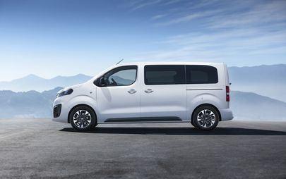 Az okosan nagy, új Opel Zafira Life