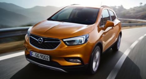 Opel Mokka X Enjoy