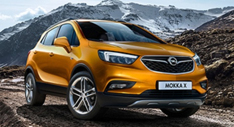 Opel Mokka X Selection
