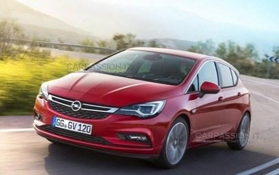 Opel Astra Wallis Budapest