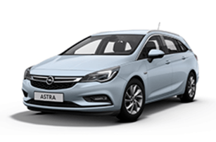Opel Astra Sports Tourer Best
