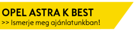 Opel Astra K Best CTA