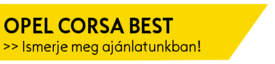 Opel Corsa Best CTA