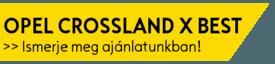 Opel Crossland X Best CTA