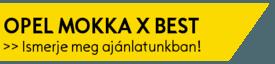 Opel Mokka X Best CTA
