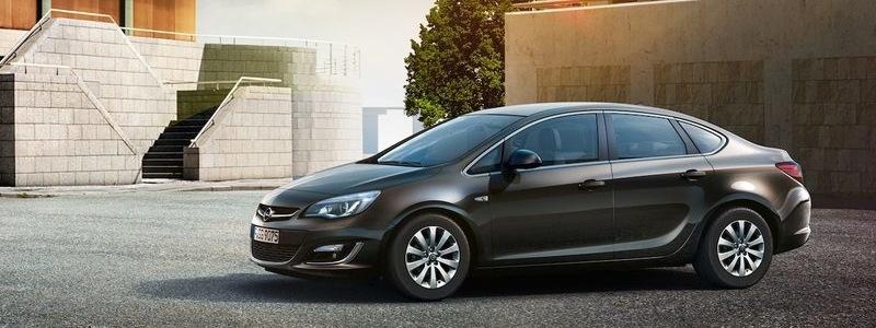 Opel Astra J Best