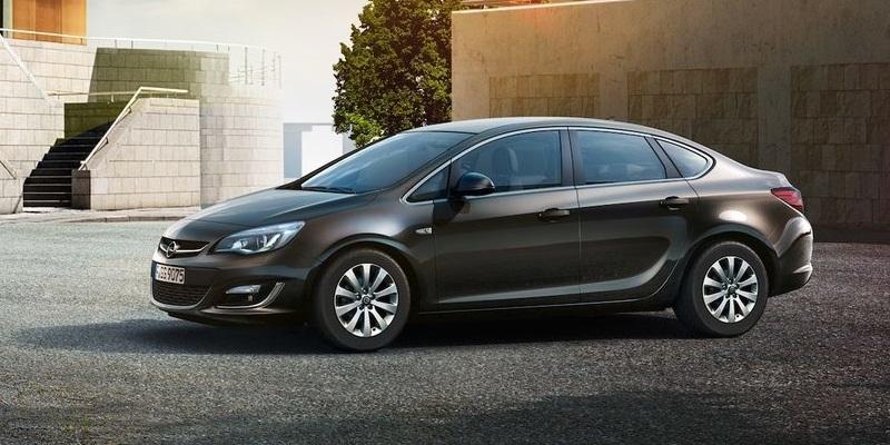 Opel Astra Sedan ajánlat