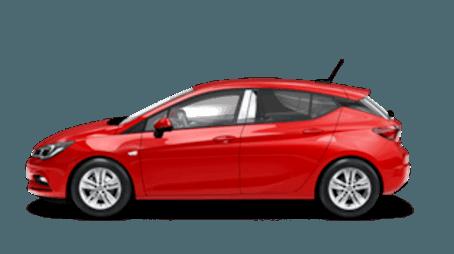 Opel Astra K 5-ajtós