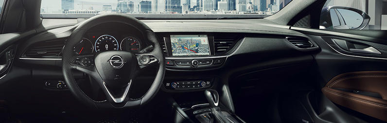 Opel Insignia Grand Sport belseje