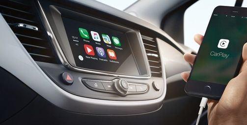 Opel crossland x okos telefon kihangosító Opel Gombos