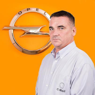 Jójárt Csaba Flotta szerviz tanácsadó Opel Cmobil