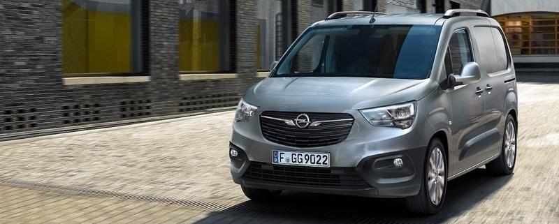 Combo Cargo van of the year