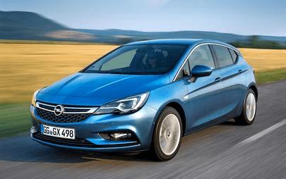 Opel Astra Enjoy Hatcback 5 ajtós 1.4 Turbó benzin 125 le MT6
