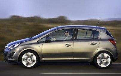 Opel Corsa Enjoy 5 ajtós 1.4 szívó benzines 90 Le MT5