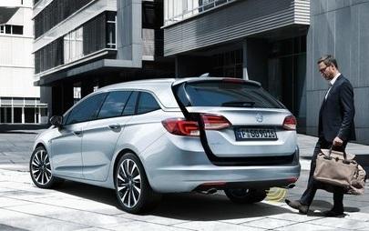 Opel Astra Enjoy ST Kombi 1.4 Turbó benzin