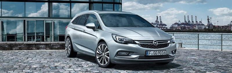 Opel Astra K Sports Tourer Kombi az Opel Gyulainál