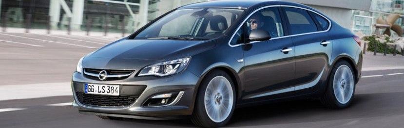 Opel Astra J Sedan Onstarral