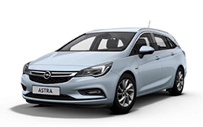 Opel Astra Sports Tourer Dynamic