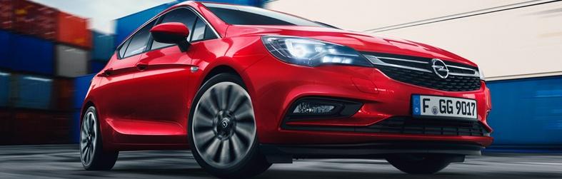 Opel Astra modellek