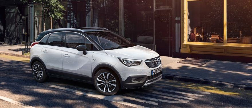 Opel Crossland X Selection