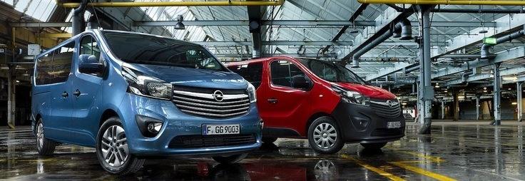 Opel Vivaro Combi, Fábián Opel, Budaörs