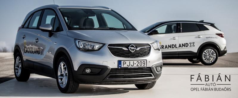 Opel SUV, Opel Fábián