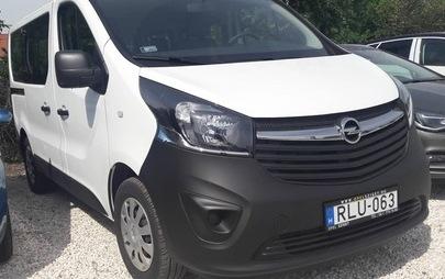 Opel Vivaro Autóbérlés
