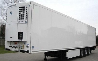 Félpótkocsi hűtők szervizelése